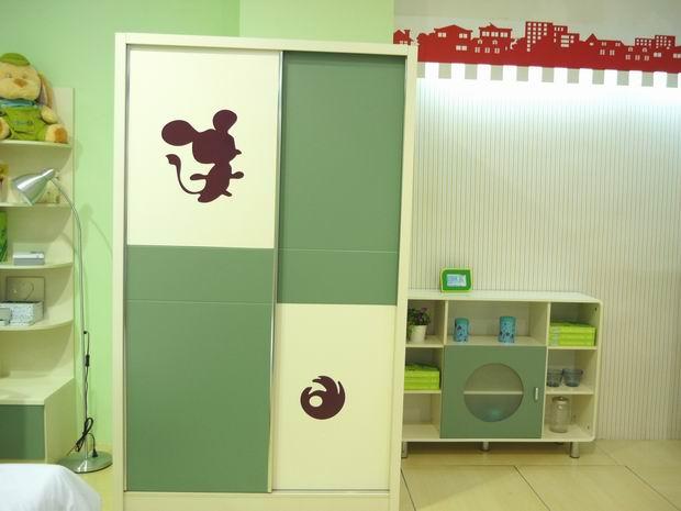 儿童衣柜图片,儿童房衣柜效果图,儿童衣柜尺寸,儿童衣柜价格
